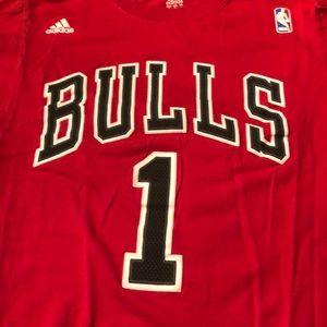 Chicago Bulls Rose Tee Shirt